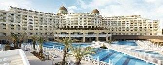 Kirman Sidemarin Beach and Spa 5* UAI de la 655 €