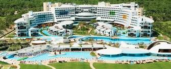 CORNELIA DIAMOND GOLF RESORT 5* Belek Turcia de la 928 €