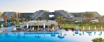 Susesi Luxury Resort 5* Belek Turcia de la 820 €