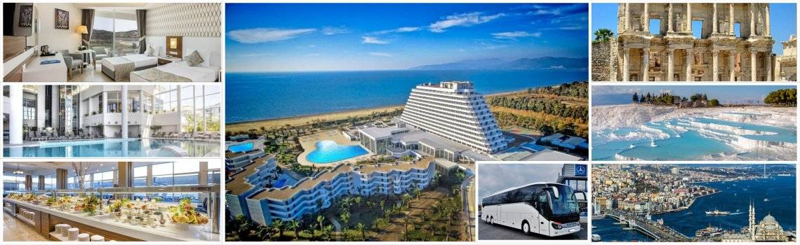 REVELION 2021 -Kusadasi, Turcia - Palm Wings Ephesus Beach Resort 5* UAI
