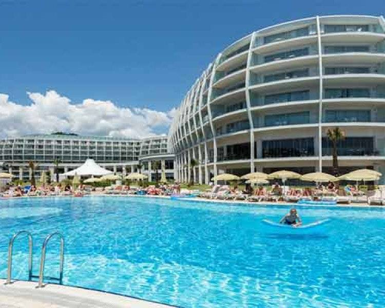 Green Nature Diamond Hotel 5* Marmaris Turcia