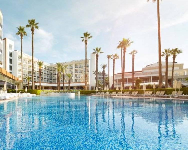 Ideal Prime Beach Hotel 5* Marmaris Turcia
