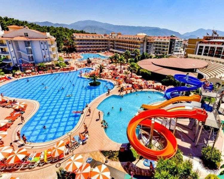 GREEN NATURE RESORT 5* AI Marmaris Turcia