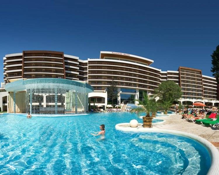 FLAMINGO GRAND Hotel 5* Albena Bulgaria