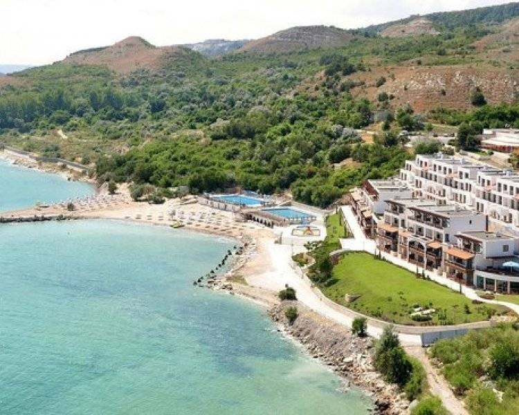 WHITE LAGOON BEACH RESORT 4* Kavarna Bulgaria