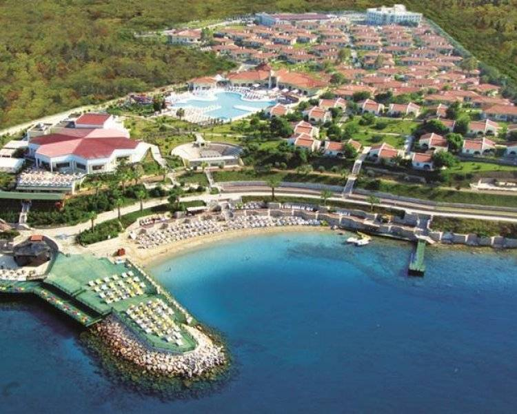 ADRINA BEACH RESORT 5* (Ex Palm Wings Beach Resort) Didim Turcia