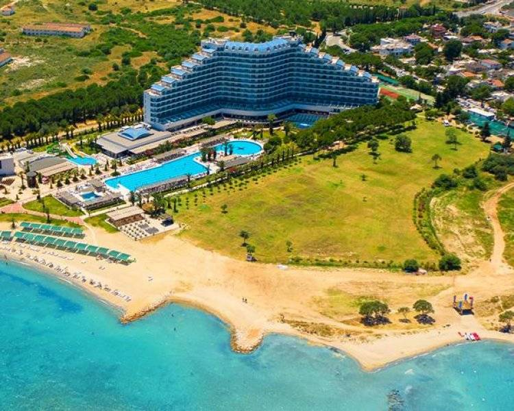 VENOSA BEACH RESORT SPA 5* Didim Turcia